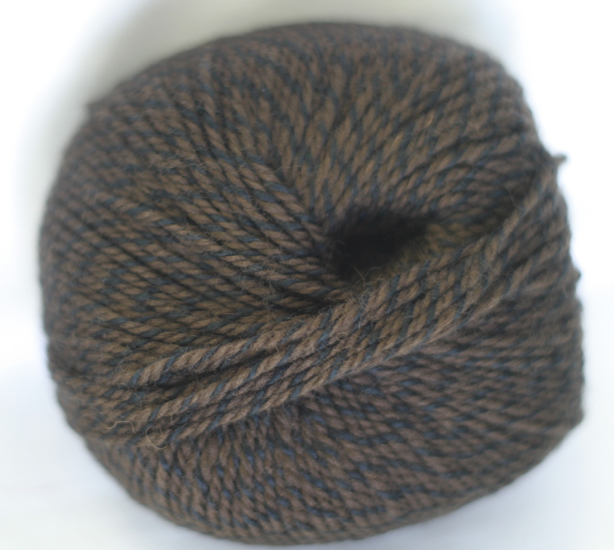 Casual Wool Blend - Dark Chocolate (2877)